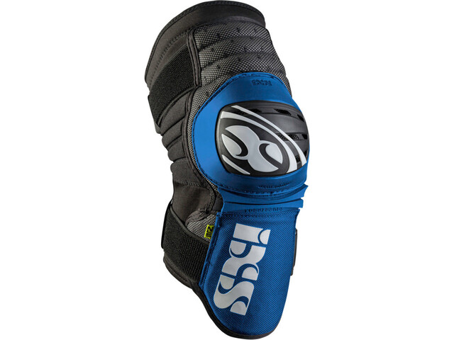 IXS Dagger Knee Guard blue